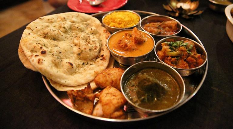 Swati Family Restaurant Background
