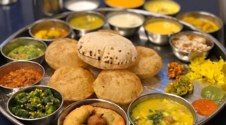Shiv Om Food Centre Background