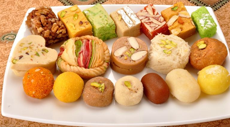 Madhuram Dairy Sweet Bakery Background