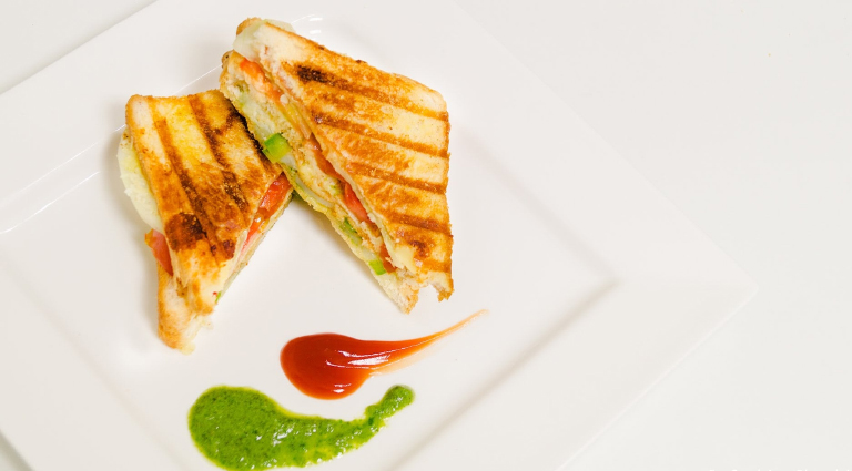 Ashirwad In Fast Food Background