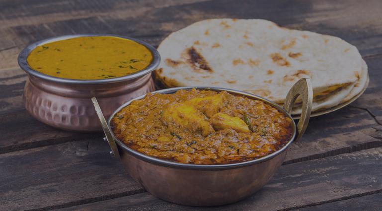 The Punjabi Food Junction Background