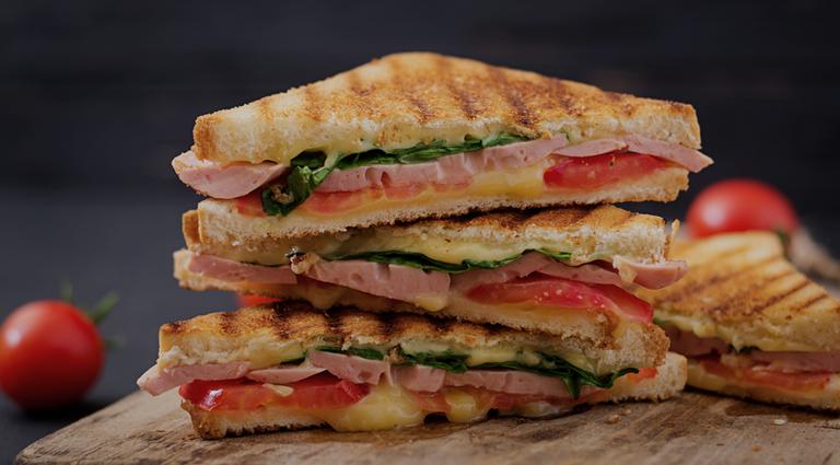 Raj sandwich Background