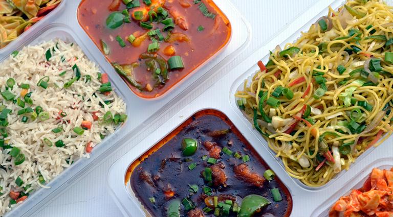 Global Zayka - Multi Cuisine Restaurant Background