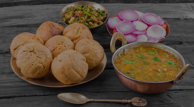 Sorth Kathiyawadi Kitchen Background