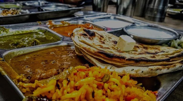 M/S Usha Catering Background