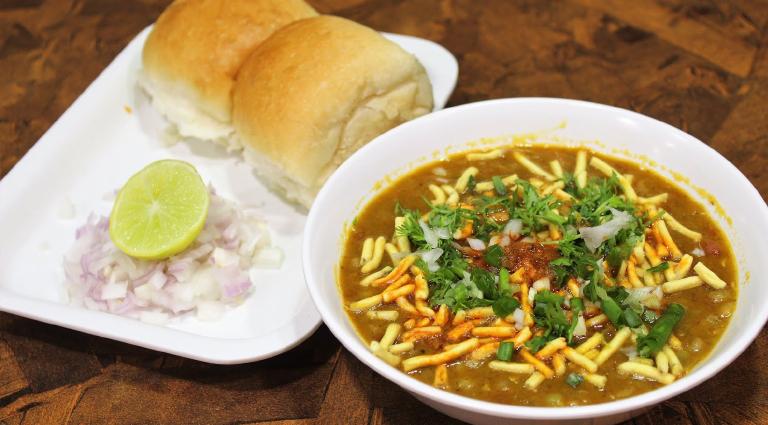 Baba Misal & Snacks Background