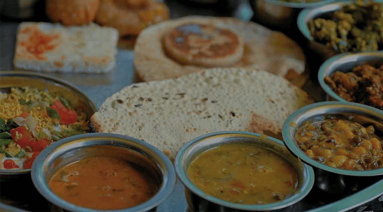 Shreeji Kathiyawadi Restaurant Background