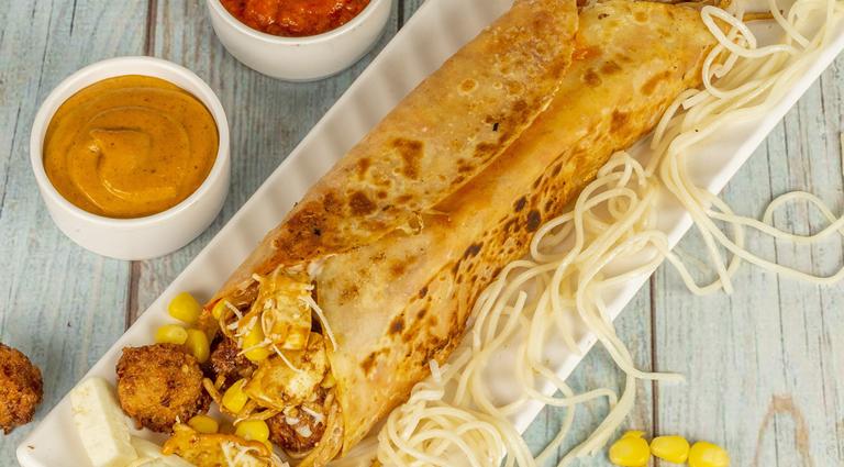 Calcutta Rolls and Kebabs Background