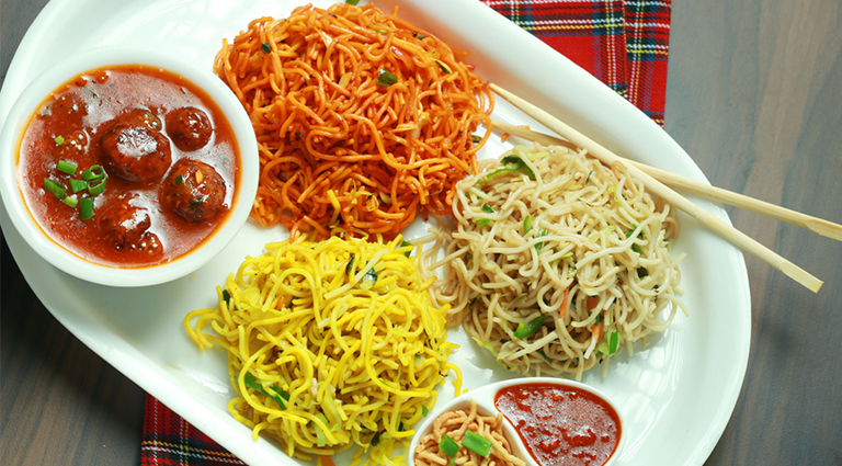 Thane Food Chinese Background