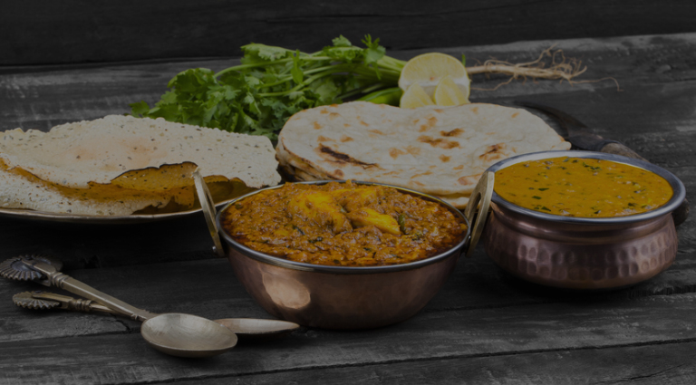 Gaondevi Lunch Home Background