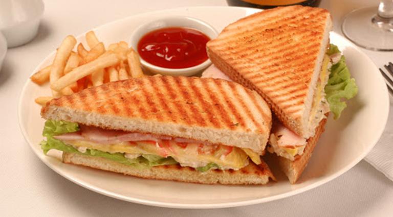 Harish Sandwich Background