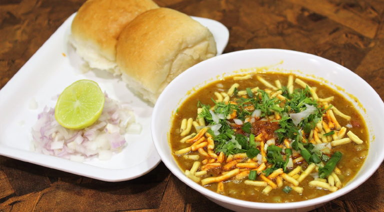The Food Factory Misal House Background