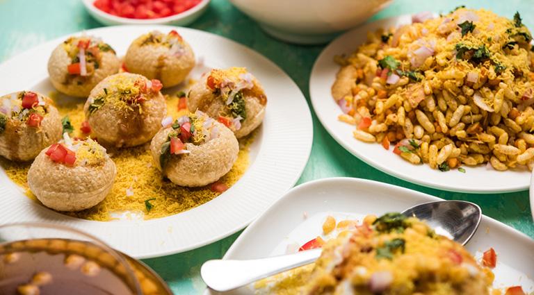 Jay Bholenath Fast Food Background