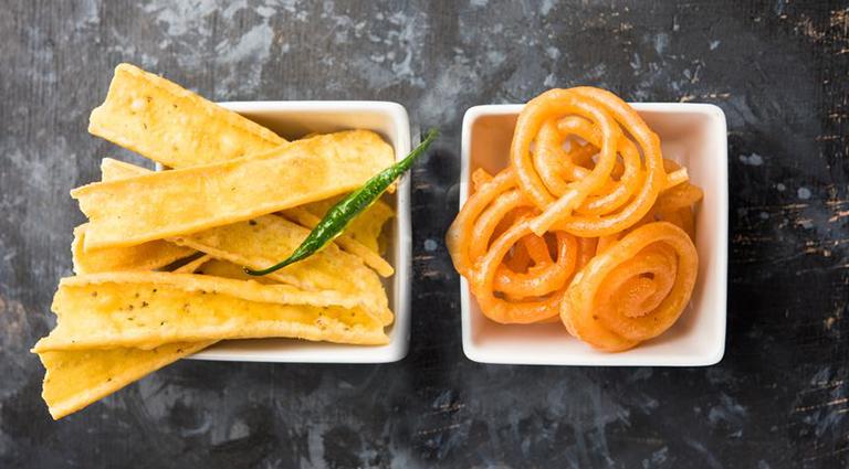Lambodar Snacks Corner Background