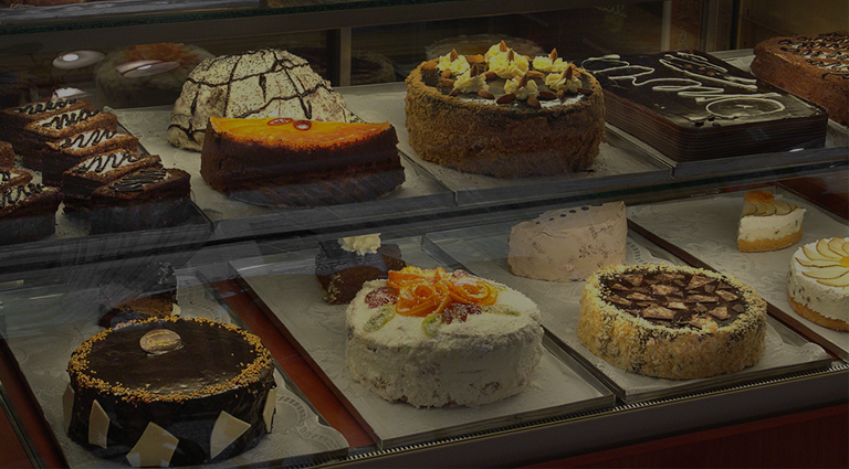 Fresh Kream's Magic The Cake Shop Background