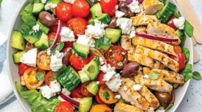 Foodgerk - The Diet Parlour Background