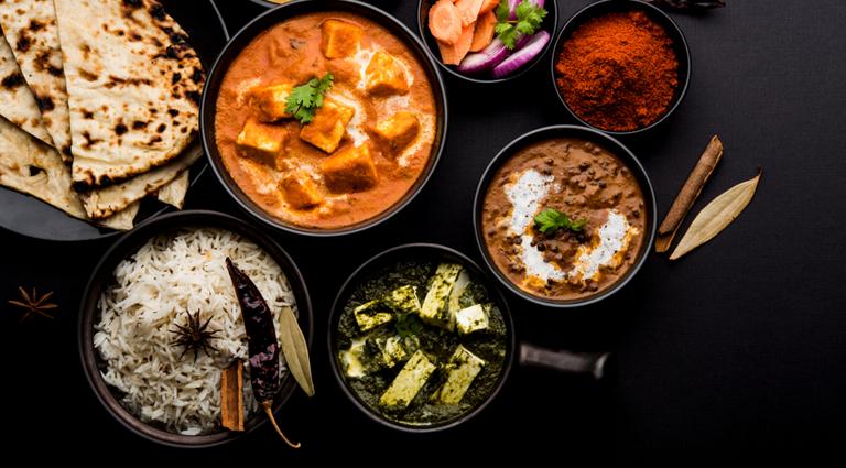 Bombay Heritage Kitchen Background
