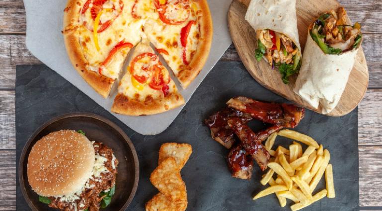 Shahi Fast Food Background