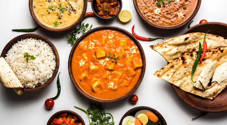 Punjabi Kitchen Background