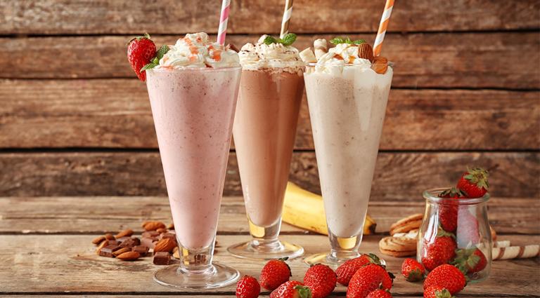 Thanda Juice & Ice Cream Parlour Background