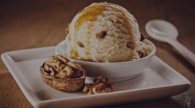 Suhana Ice Cream Parlour Background