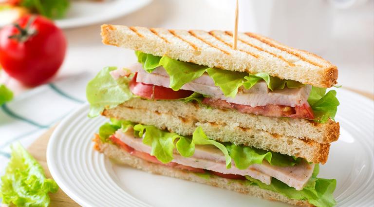 The Sandwich 1919 Background