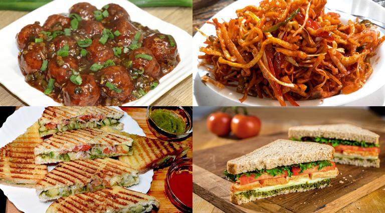 Dev Fast Food Background