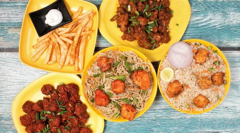 7 Star Chinese Restaurant Background
