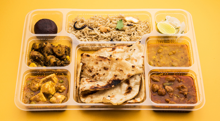 Ahmedabad Tiffin Service Background