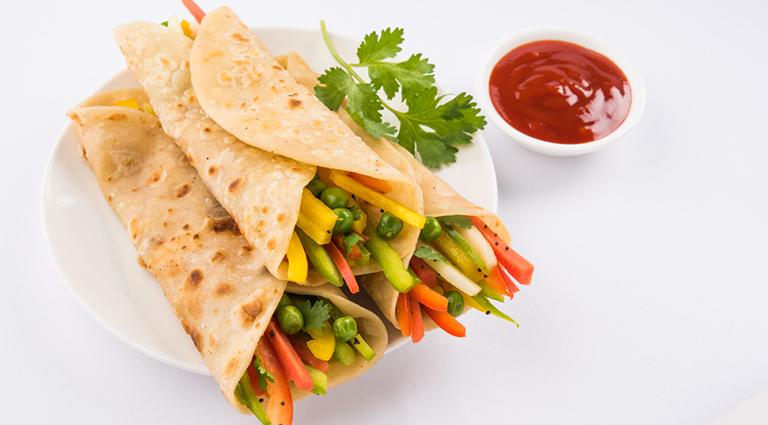 Shawarma's & More Background
