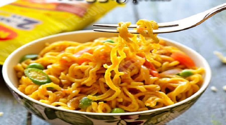 Maggi Lovers Background