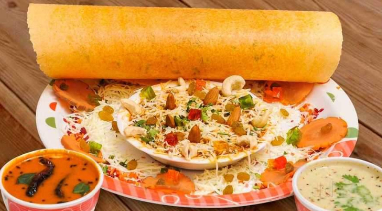 Lokmanya's South Indian Cafe Background