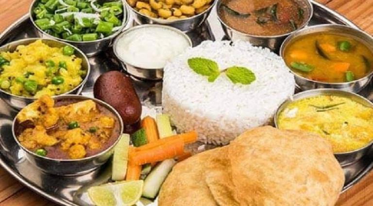 Yadav Food Zone Background