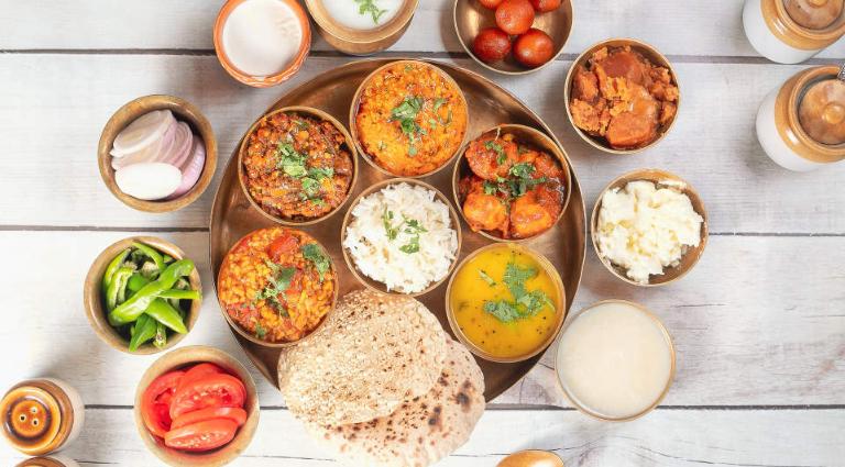 Laxmi Punjabi Restaurant Background