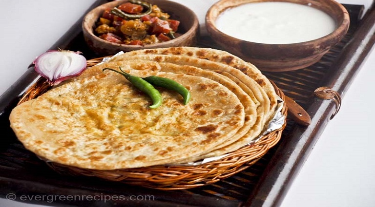 The Maharajaha Kitchen Background