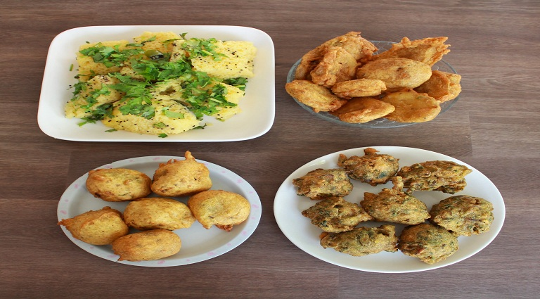 A Taste Of Indore - Fun Food Background
