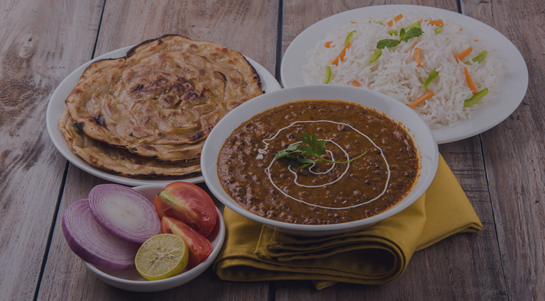 Sneh Paratha House Background