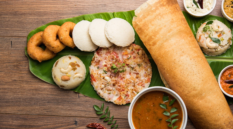 Balaji Dosa Background