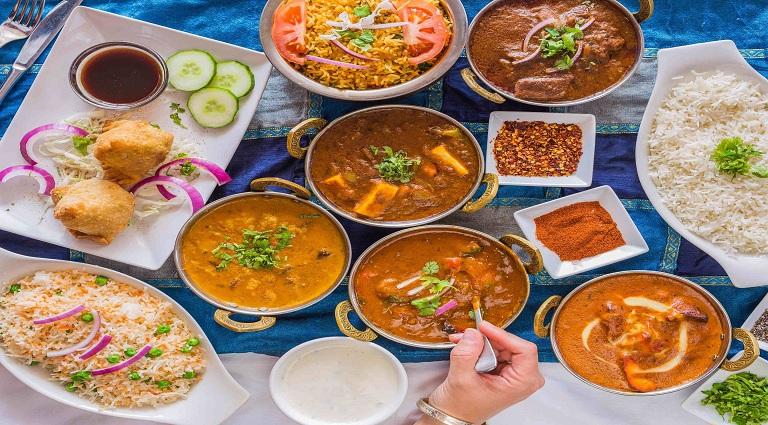Celebrita Restaurant Background