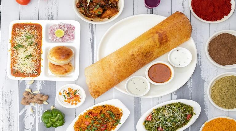 Niyati Restaurant Background