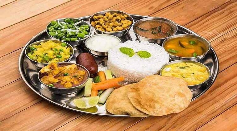 Purohit Thali Background