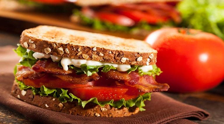 Sandwich Hub Background