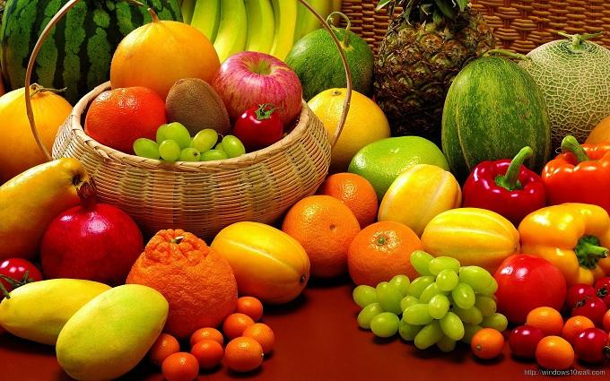 Juice Mantra Fruits Center Background