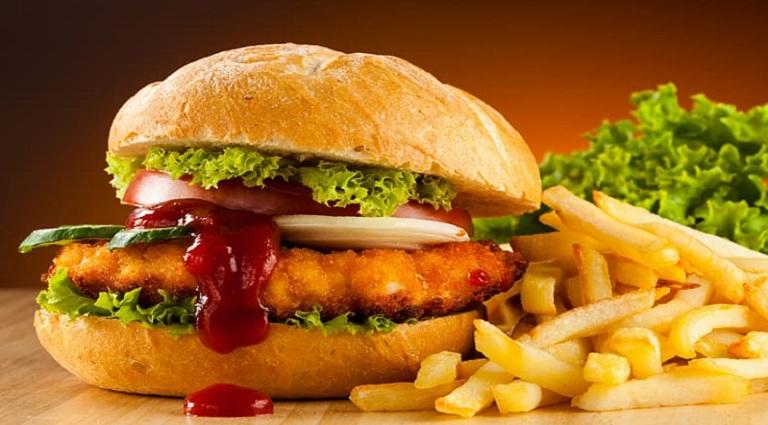 Burger Queen Background