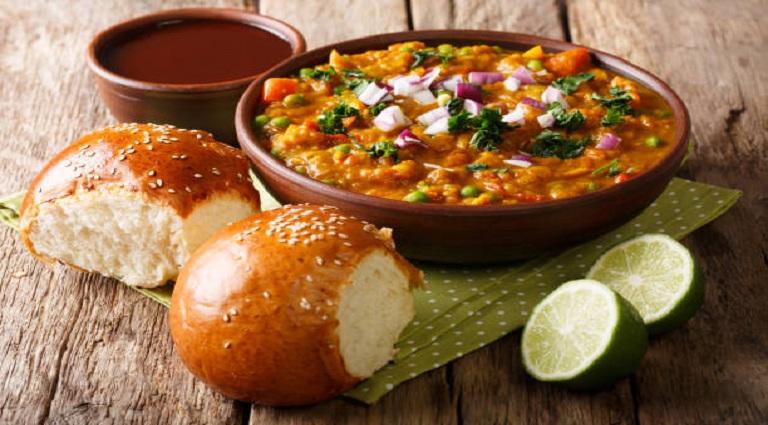 Akshar Pavbhaji & Restaurant Background
