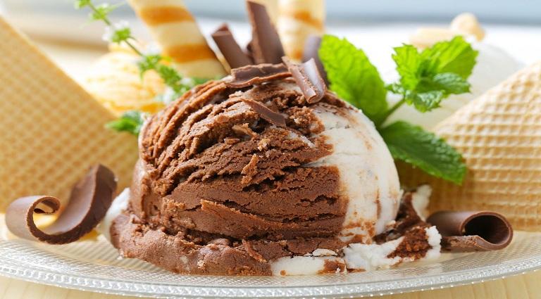 Srinath Ice Cream Background