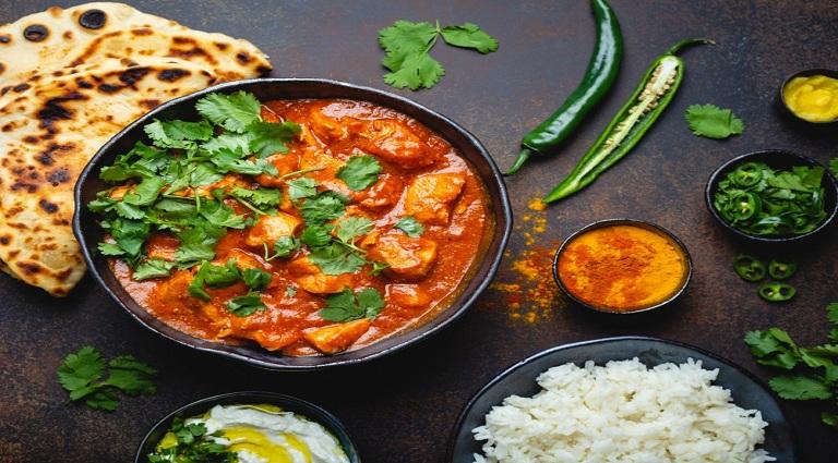 Cumin Kitchen & Banquets Background