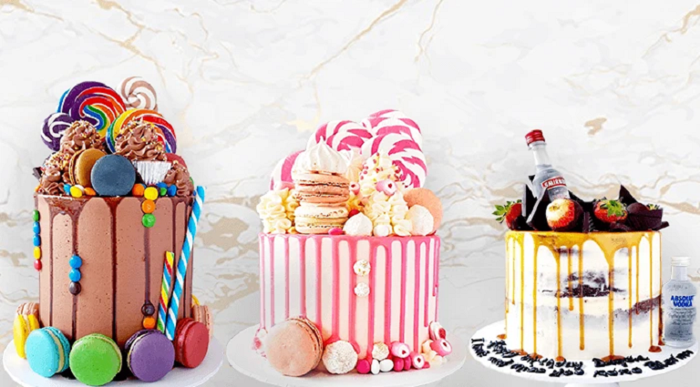 The Cake Capital Background