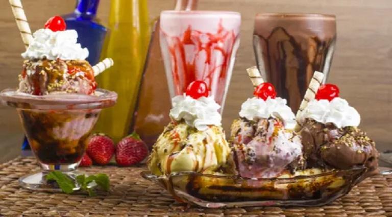 Dhwanee Bakery and Ice Cream Background