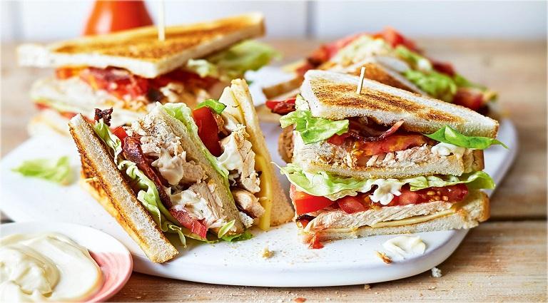 Bombay Sandwich Background